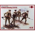 Icm . ICM 1/35 British Infantry 1914