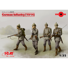 Icm . ICM 1/35 German Infantry 1914