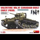 Miniart . MNA 1/35 Valentine Mk.6 Canadian