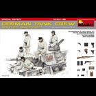 Miniart . MNA 1/35 German Tank Crew Winter Uniform Special Edition