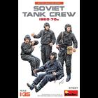 Miniart . MNA 1/35 Soviet Tank Crew 60's-70's