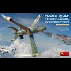 Miniart . MNA 1/35 Focke Wulf Triebflugel Interceptor