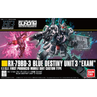Bandai . BAN HGUC 1/144 Blue Destiny Unit #3 Exam
