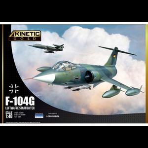 Kinetics . KIN 1/48 F-104G Starfighter