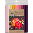 English Garden Colours - Heavy Crepe Paper 10 Rolls 3.28 Feet Each