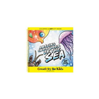 Creativity for kids . CFK Amazing Sea Creatures Activity Book