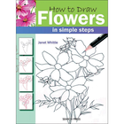 Search Press Books - How To Draw Flowers