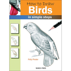 Search Press Books - How To Draw Birds