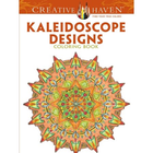 Dover Publishing . DOV Kaleidoscope Designs Coloring Book