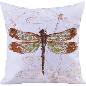 """Dragonfly"" Pillow Kit - Diamond Dotz"