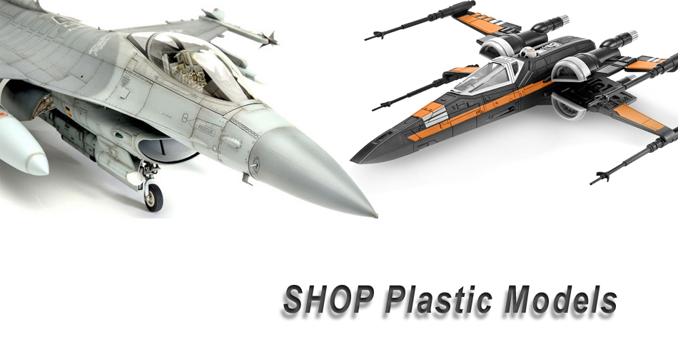 Shop These Popular Plastic Models