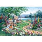 Anatolian . ANA Lakeside Afternoon 260pc Puzzle