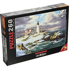 Anatolian . ANA Portland Head Lighthouse 260pc Puzzle