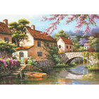 Anatolian . ANA Country Village Canal 1500pc Pizzle