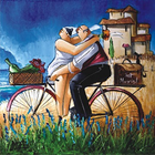 Anatolian . ANA Just Married 1024pc Puzzle
