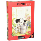 Anatolian . ANA Naughty Dalmation 260pc Puzzle