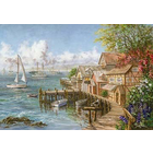 Anatolian . ANA Mariners Haven 260pc Puzzle