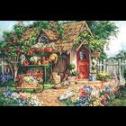 Anatolian . ANA Gardeners Heaven 500pc Puzzle