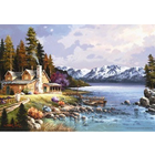 Anatolian . ANA Mountain Cabin 500pc Puzzle