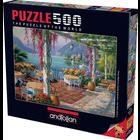 Anatolian . ANA Wisteria Terrace 500pc Puzzle