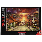 Anatolian . ANA New Horizon 1500pc Puzzle