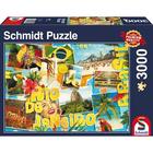Schmidt Spiele . SSG Rio De Janeiro 3000pc Puzzle