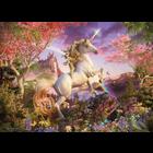 Cobble Hill . CBH Realm Of The Unicorn 350 pc Puzzle