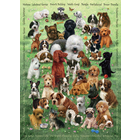 Cobble Hill . CBH Puppy Love 350 pc Puzzle