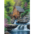 Cobble Hill . CBH Spring Mill 275 pc Puzzle