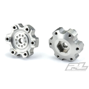 Pro Line Racing . PRO Pro-Line 6x30 to 12mm Aluminum Hex Adapters (Narrow)