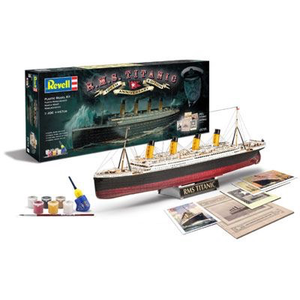 Revell of Germany . RVL R.M.S Titanic 100th Anniversary Edition