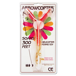 Arrowcopter Toy