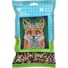 Perler (beads) PRL Perler Pattern Bag Floral Fox