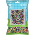 Perler (beads) PRL Perler Pattern Bag Rainbow Tiger