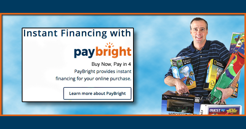 Pay With Paybright