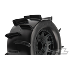 "Pro Line Racing . PRO Pro-Line Sand Paw 2.8"" MTD Raid Black 6x30 F/R"