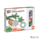 Outset Media . OUT Paint Your Own Porcelain Christmas Ornaments