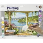 Royal (art supplies) . ROY Silver Lake Veranda Paint By Number