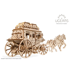 Stagecoach - 248 pieces (Medium)
