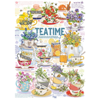 Cobble Hill . CBH Tea Time Puzzle 1000pc