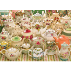 Cobble Hill . CBH Teapots Too Puzzle 1000pc