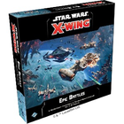 Fantasy Flight Games . FFG Star Wars X-Wing 2.0: Epic Battles Multiplayer Expansion