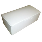 CK Products . CKP White 1/2# Candy Box