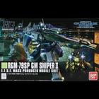 Bandai . BAN 1/144 Gm Sniper II