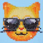 Kool Kat W/ Black Frame - Diamond Dotz