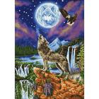 Mystic Wolf - Diamond Dotz