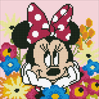 Diamond Dotz Embroidery Kit - Minnie Daydream