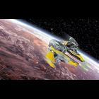 Revell of Germany . RVL 1/58 Anakin's Jedi Starfighter Model Set