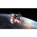 Revell of Germany . RVL 1/58 Obi Wan's Jedi Starfighter Model Set