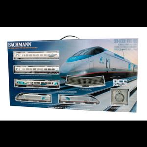 Bachmann Industries . BAC HO Acela Express Train Set